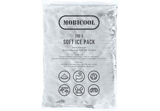 MOBICOOL SOFT ICE PACK 200 Kühlkissen (Transparent)