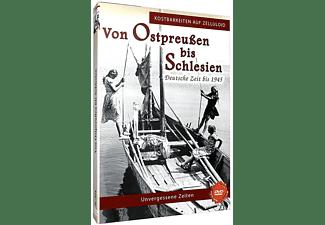 Von Ostpreußen bis Schlesien - Deutsche Zeit bis 1945 DVD