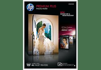HP Premium Plus Fotopapier glänzend 13x18 CR676A