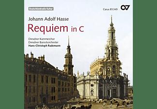 Rademann/Dresdner Kammerchor/Dresdner Ba - Requiem C-Dur/Miserere C-moll  - (CD)