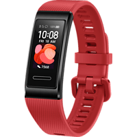 HUAWEI Huawei Band 4 Pro (Terra B69), Activity Tracker, Cinnebar Red