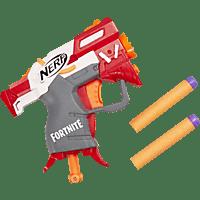 NERF MicroShots Fortnite Mini-Blaster, Mehrfarbig