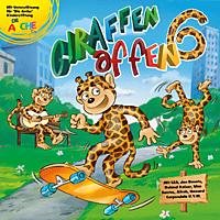 Giraffenaffen - Giraffenaffen 6  - (CD)