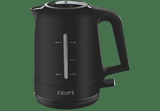 KRUPS BW 2448 Pro Aroma Wasserkocher, Schwarz