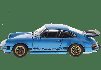 SOLIDO Porsche 930 3.2 L SC, Baujahr 1984, Modellauto, Maßstab 1:18, blau Spielzeugmodellauto Blau