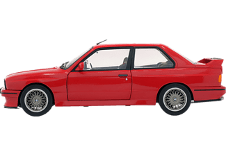 SOLIDO BMW M3, Baujahr 1986, Modellauto, Maßstab 1:18, rot Spielzeugmodellauto Rot