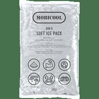 MOBICOOL SOFT ICE PACK 600 Kühlkissen (Transparent)