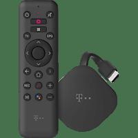 TELEKOM Magenta TV Stick inkl. 3 Monate Magenta TV und DISNEY+ TV Stick, Schwarz