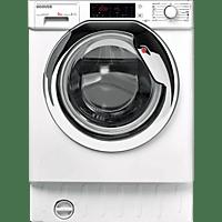 HOOVER HBWMO 916TAHC-S Waschmaschine (9 kg, 1600 U/Min., A+++)
