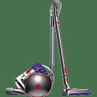 DYSON Cinetic Big Ball Parquet 2 Staubsauger, maximale Leistung: 700 Watt, Violett)