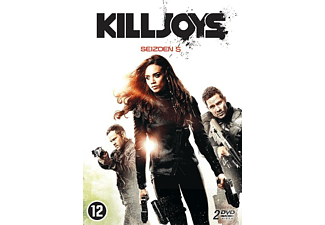 Killjoys - Seizoen 5 | DVD