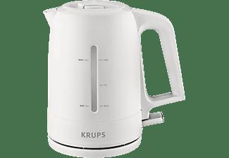 KRUPS BW 2441 Pro Aroma Wasserkocher, Weiß