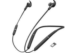 JABRA Evolve 65e UC binaural inkl. Link 370 Headset Schwarz