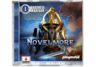 Playmobil Hörspiele - Novelmore (1): Baroness in Gefahr [CD]