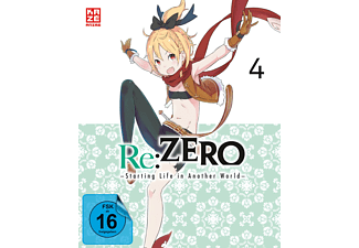 re:ZERO - Starting Life in Another World - Vol. 4 - Ep. 16-20 DVD