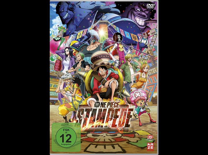 One Piece - 13. Film: One Piece - Stampede DVD auf DVD online kaufen   SATURN