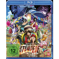 One Piece – 13. Film: One Piece – Stampede Blu-ray