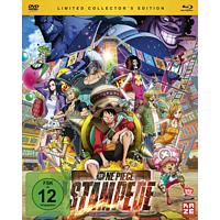 One Piece – 13. Film: One Piece – Stampede Blu-ray + DVD