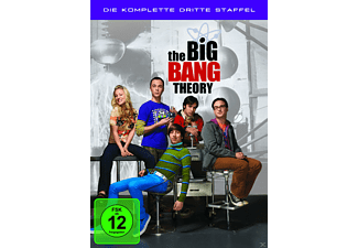 The Big Bang Theory - Staffel 3 [DVD]