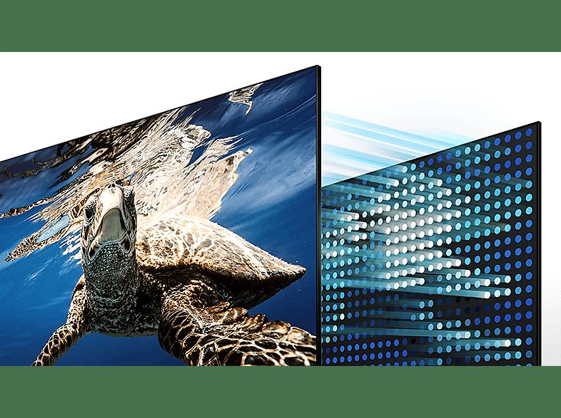SAMSUNG QE 55 Q80TATXXH 4K UHD Smart QLED Televízió, 138 cm