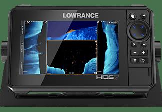 LOWRANCE HDS 7 LIVE ohne Schwinger Angeln, Schifffahrt