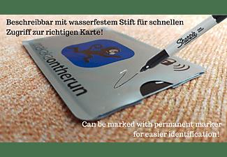 MAKAKAONTHERUN 5er Set RFID NFC Schutzhülle