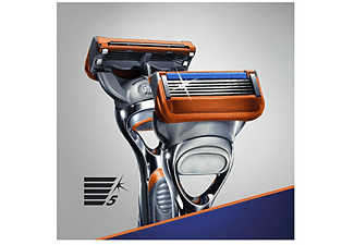 Maquinilla de afeitar - Gillette Fusion 5 Power, Afeitado, 1 unidad