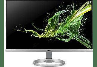 "REACONDICIONADO Monitor - Acer R240Y, 23.8"", Full-HD, LED IPS, FreeSync, 1 ms, 75 HZ, VGA, HDMI, Plata"