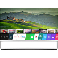 LG OLED88Z9PLA 8K OLED TV Smart TV (Flat, 88 Zoll / 222 cm, UHD 8K, SMART TV, webOS 4.5 (AI ThinQ))