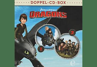Dragons - Doppel-Box-Folgen 1+2 [CD]