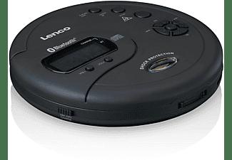 LENCO CD-300 BK Discman Schwarz
