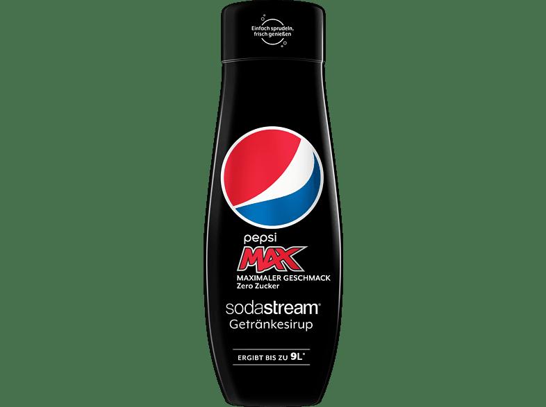 SODASTREAM 1924202490 SST PEPSI MAX Sirup Pepsi ohne Zucker
