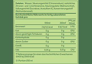 SODASTREAM 1924206490 SST 7 UP O. Z.  Sirup Zitrone- und Limette ohne Zucker