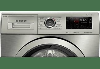 Lavadora carga frontal - Bosch WAU28PHXES, 9 kg, 1400 rpm, 15, i-DOS, Inox