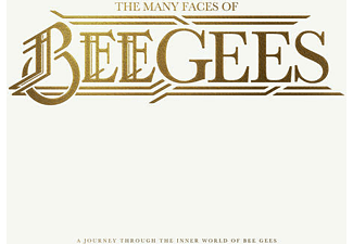 Bee Gees - MANY FACES OF BEE GEES  - (Vinyl)