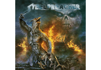 Steelpreacher - DEVILUTION  - (CD)