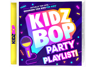 Kidz Bop Kids - Kidz Bop Party Playlist! [CD]