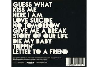 Die Happy - Guess What [CD]