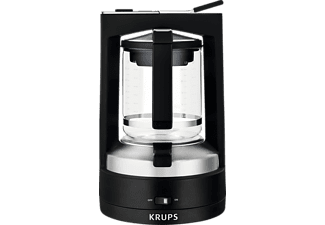KRUPS KM 4689 Kaffeemaschine Schwarz