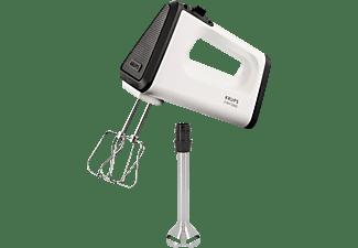 KRUPS GN5041 3 Mix 5500 Plus Handmixer Weiß/Schwarz/Edelstahl (500 Watt)