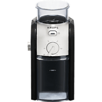 KRUPS GVX 242 Pro Edition Kaffeemühle Schwarz (100 Watt