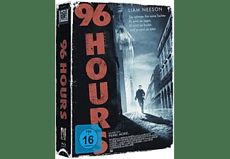 96 HOurs - Exklusive Tape Edition nummeriert und limitiert auf 1.111 Exemplare [Blu-ray]