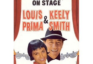 Prima, Louis / Smith, Keely - On Stage  - (CD)