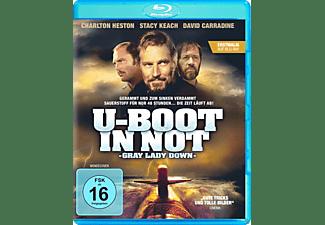 U-Boot in Not Blu-ray