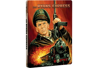 Von Ryan's Express (Limitierte Novobox Klassiker Edition) Blu-ray