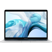 APPLE MacBook Air 13 Zoll, i3/1.1GHz, 8GB RAM, 256GB SSD, Silber (MWTK2D/A)