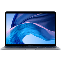 APPLE MacBook Air 13 Zoll, i3/1.1GHz, 8GB RAM, 256GB SSD, Space Grau (MWTJ2D/A)