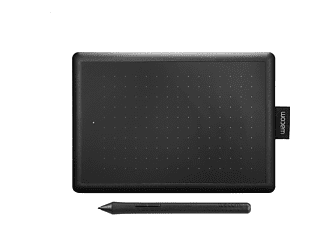 WACOM CTL-472-N Graphic Tablet, Schwarz/Rot