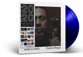 Charles Mingus - Blues & Roots (Blue Vinyl) (Vinyl LP (nagylemez))