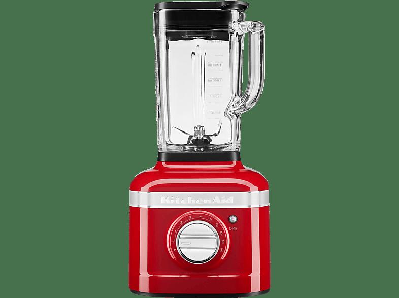 KITCHENAID 5KSB4026ECA Standmixer Liebesapfel-Rot 1200 Watt, 1.4 Liter